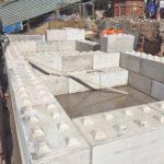 Concrete Gorilla Blocks